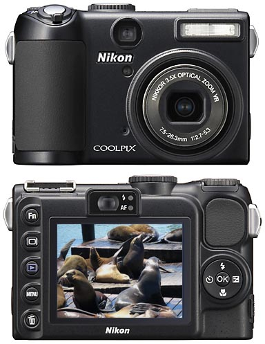 Nikon Coolpix P5100 Review: Digital Photography Review