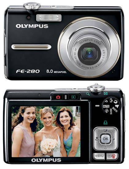 digital camera magazine camera review olympus fe 280 rh digicamera com Olympus Fe 290 Olympus Fe 210