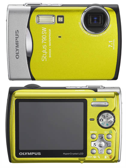 Digital Camera Magazine: Camera Review: Stylus 790 SW